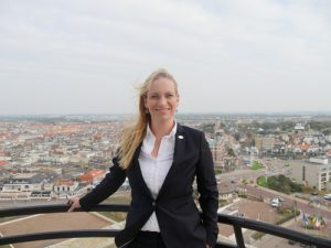 Carmen Dekkers Regional Sales Manager Grand Hotel Huis ter Duin