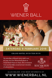Wiener Ball advertentie Johanniternieuws